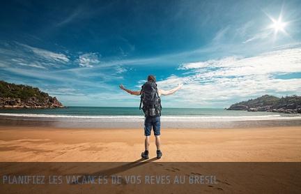 Programmez les vacances dont vous rêvez au Brésil